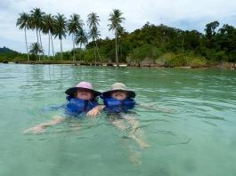 ba-swimming
